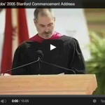 Steve Jobs, Creativity, and His Stanford Commencement Address