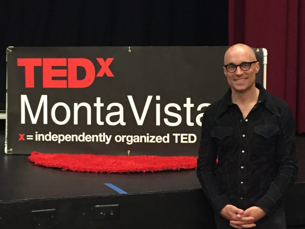 Creativity Expert Austin Hill Shaw at TEDx